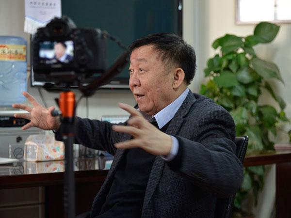 对话中华文促会主席王石
