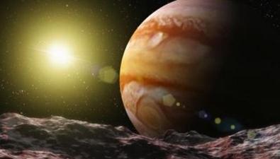 """9日""""木星冲日"""" 我国公众可赏太阳系""""大个子"""""""