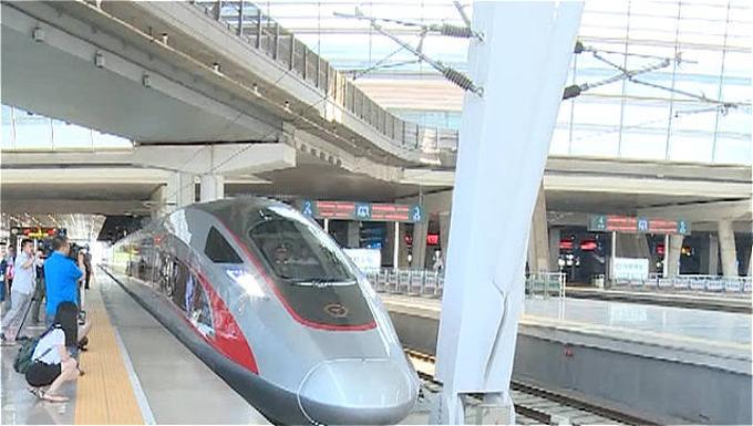 铁路将实施新运行图 高铁票最高6.5折