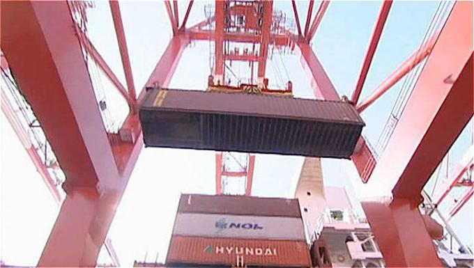 前4个月中国外贸进出口增长8.9%