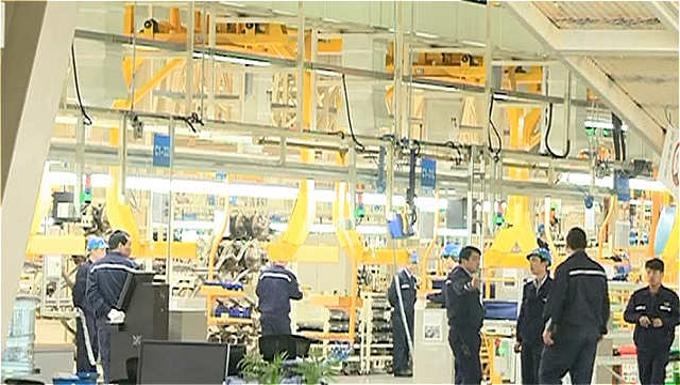 国家统计局:4月份中国经济运行总体稳定